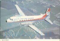 Dan Air Hawker Siddeley 748 prop jet