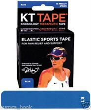 Kinesiology Therapeutic KT Tape Elastic Sports Tape 14 Count - Blue WA56009