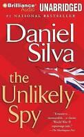 NEW The Unlikely Spy (Gabriel Allon Novels) by Daniel Silva