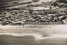 Queensland Gold Coast SURFERS PARADISE Aerial 1952 Modern Digital Photo Postcard