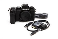 Fujifilm X-S10 26.1MP Mirrorless Camera - Black (Body Only) - MINT