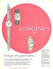 Breweriana, Beer Publicite Advertising 114 1956 Zenith Montres 1 Collectibles