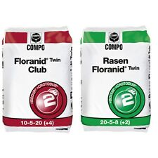 Floranid Rasen ®twin 20-5-8 2 MGO da kg 25 Compo