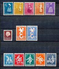 Nederland jaargang 1958 ongebruikt (1)