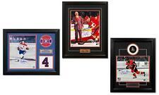 NHL tienda de aficionados - 1 reproductor de NHL Firmado Foto Enmarcada | aleatorio | Incluye cert. de autenticidad |