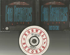 FOO FIGHTERS This Is A Call Ultra rare PROMO Radio DJ CD Single 1995 USA MINT