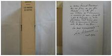 SIMENON LES ANNEAUX DE BICETRE CON DEDICA AUTOGRAFA !!! PRESSES DE LA CITE 1963