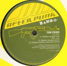 TOM POOKS - Rambo - After Punk