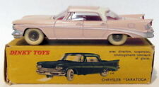 Voitures, camions et fourgons miniatures Dinky pour Chrysler
