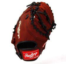 """Rawlings Gamer Baseball Glove GJW7GLE3 Wine Black First Base Players 11.5"""" Youth"""