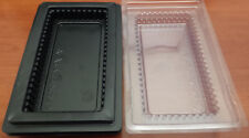 Lot of 2 Memory tray - fits PC DIMM or Laptop SODIMM Memory Module