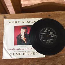 "Marc Almond & Gene Pitney - Somethings Gotten Hold Of My Heart 7"" Vinyl"