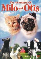 The Adventures of Milo and Otis ~ DVD FS ~ FREE Shipping Within The USA