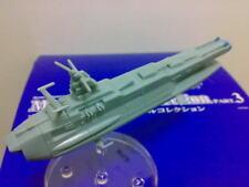 Star Blazers Mecha Collection - EDF General Cruiser model kit normal mode