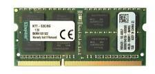 8Gb DDR3 (1x 8GB )SODIMM 1600Mhz RAM Kingston Arbeitsspeicher Memory