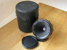 Asahi Pentax 50mm f/4 Super Macro Takumar Lens M42 ** Nice Glass **