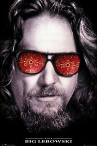 """The Big Lebowski - Movie Poster (The Dude) (Size: 24"""" X 36"""")"""
