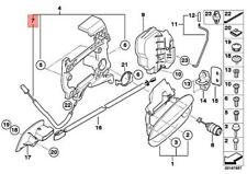 Genuine BMW Z4 Coupe Roadster E85 E86 Front Door Lock Bowden Cable 51217036784
