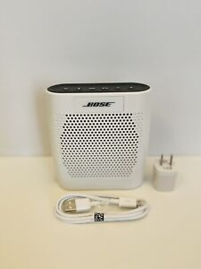 Bose SoundLink Color 415859 Portable Wireless Bluetooth Speaker - White