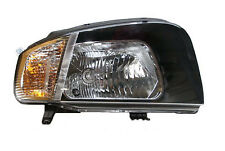 PROIETTORE anteriore/RH Luci Anteriori per Mitsubishi L200 B40 2.5TD CABINA SINGOLA 03/06-10/09