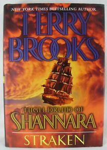High Druid of Shannara Straken Terry Brooks 2005 1st