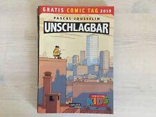 NEU: UNSCHLAGBAR / Gratis Comic Tag 2019 ohne Stempel