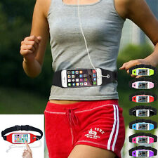 Sport Outdoor Running Gym Waist Belt Bag Cover Case Pouch For iPhone x 6 7 Plus