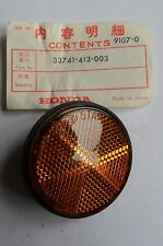 Stanley Reflektor Rückstrahler - Reflector Honda CB 400 CB 650 SC XL 500 R TG 50