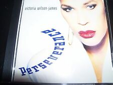 Victoria Wilson James (Soul II Soul) Perseverance Australian CD – Like New