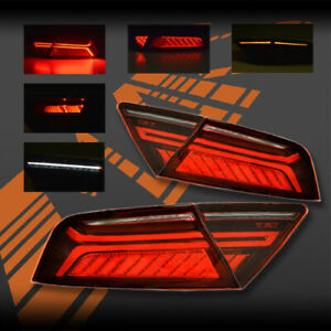 RS7 Update style Tail lights & LED Sequential Indicators for AUDI A7 S7 RS7 4G