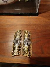 1911 Versace Side Grips, Gold And Silver Color, Brand New