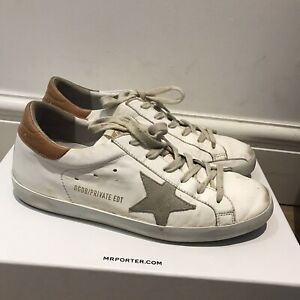 Golden Goose GGDB/PRIVATE EDT Limited Edt Ladies Size 40 UK 7 Trainers Shoes