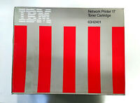 IBM 63H2401TONER ORIGINALE NERO NETWORK PRINTER 17 IBM 4317 BLACK 10000 PAGINE