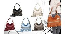 NEW MKF Collection Women's Twister Handbag - Tan - Size: One
