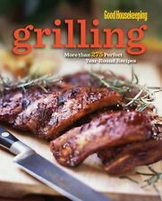 Good Housekeeping Grilling book : grill cooking steak meat  Recipes  book