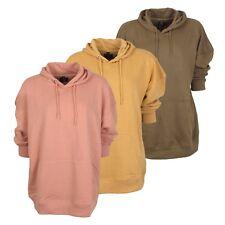 Women Ladies Casual Sweatshirt Long Sleeve Sweater Dress Hoodie Jumper Winter