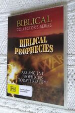 BIBLICAL COLLECTOR'S SERIES -BIBLICAL PROPHECIES – DVD, R-ALL, VERY GOOD