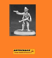 OFFICIER ALLEMAND ZOMBIE GERMAN OFFICER / WORLD WEIRD WAR/REAPER METAL MINIATURE