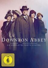 Downton Abbey - Staffel 5  [4 DVDs] (2017)