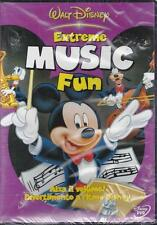 Dvd Video Walt Disney **EXTREME MUSIC FUN** nuovo sigillato 2005