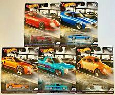 Cruise Boulevard Set Of 5 Cars Car Culture 1:64 Hot Wheels New