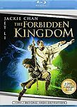 Blu-Ray DVD The Forbidden Kingdom 2008 Preowned Mint