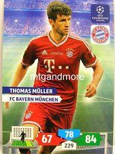 Adrenalyn XL Champions League 13/14 - Thomas Müller - FC Bayern München