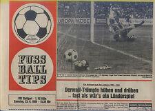 BL 80/81 VfB Stuttgart - 1. FC Köln TIPS (23.08.1980)