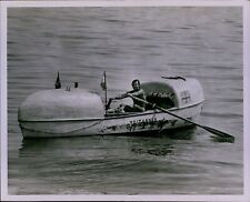 LG847 1969 Original Bill Kuenzel Photo JOHN FAIRFAX Britannia Rower Adventurer