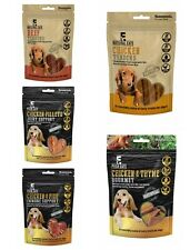 Rosewood Natural Eats Healthy Dog Puppy Treats Chicken Duck Cod Beef Value