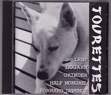 Tourettes - Various Artists - CD (Elephant SWF.007)