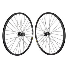 "Mavic XM119 Disc 29"" MTB Wheel Set Black 8-10 Speed 32h SRAM 506 Hub DT 6 bolt"