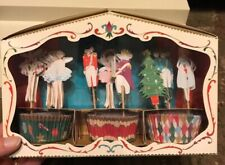 Meri Meri Nutcracker Suite 36 Cupcake Liner And Topper Set