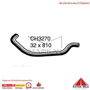 CH3270 Radiator up Hose For Ford Transit VH 2.4L I4 Turbo Diesel Manual & Auto